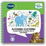 VTech - Libro animales increíbles, plataforma MagiBook (80-481022)