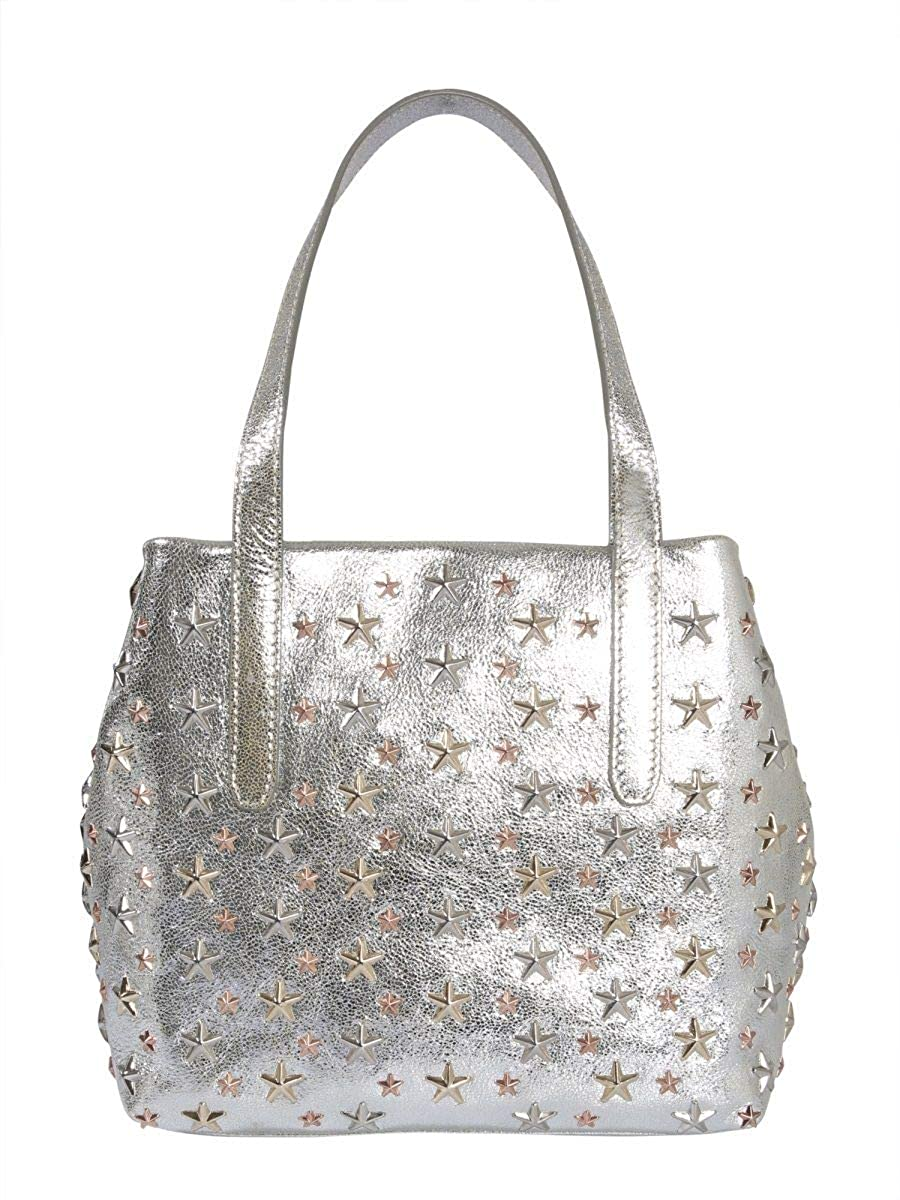 official photos on sale attractive style Amazon.com: Jimmy Choo Women's Sofiasgtachampagnerose Silver ...