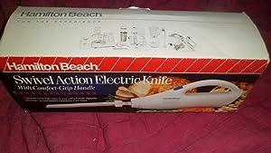 Hamilton Beach Swivel Action Electric Knife