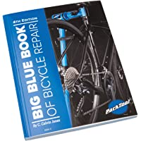 Park Tool Unisex's BBB-4 BBB-4-Big Blue Book of Bicycle Repair Volume IV, A4