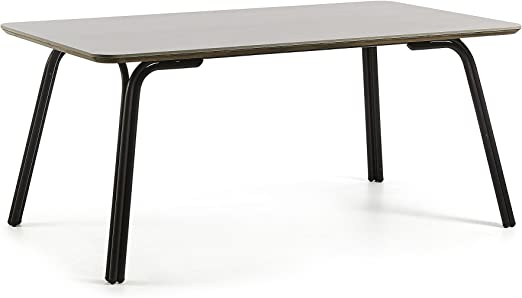 Kave Home - Mesa de Comedor Rectangular Newport 180 x 100 cm de ...