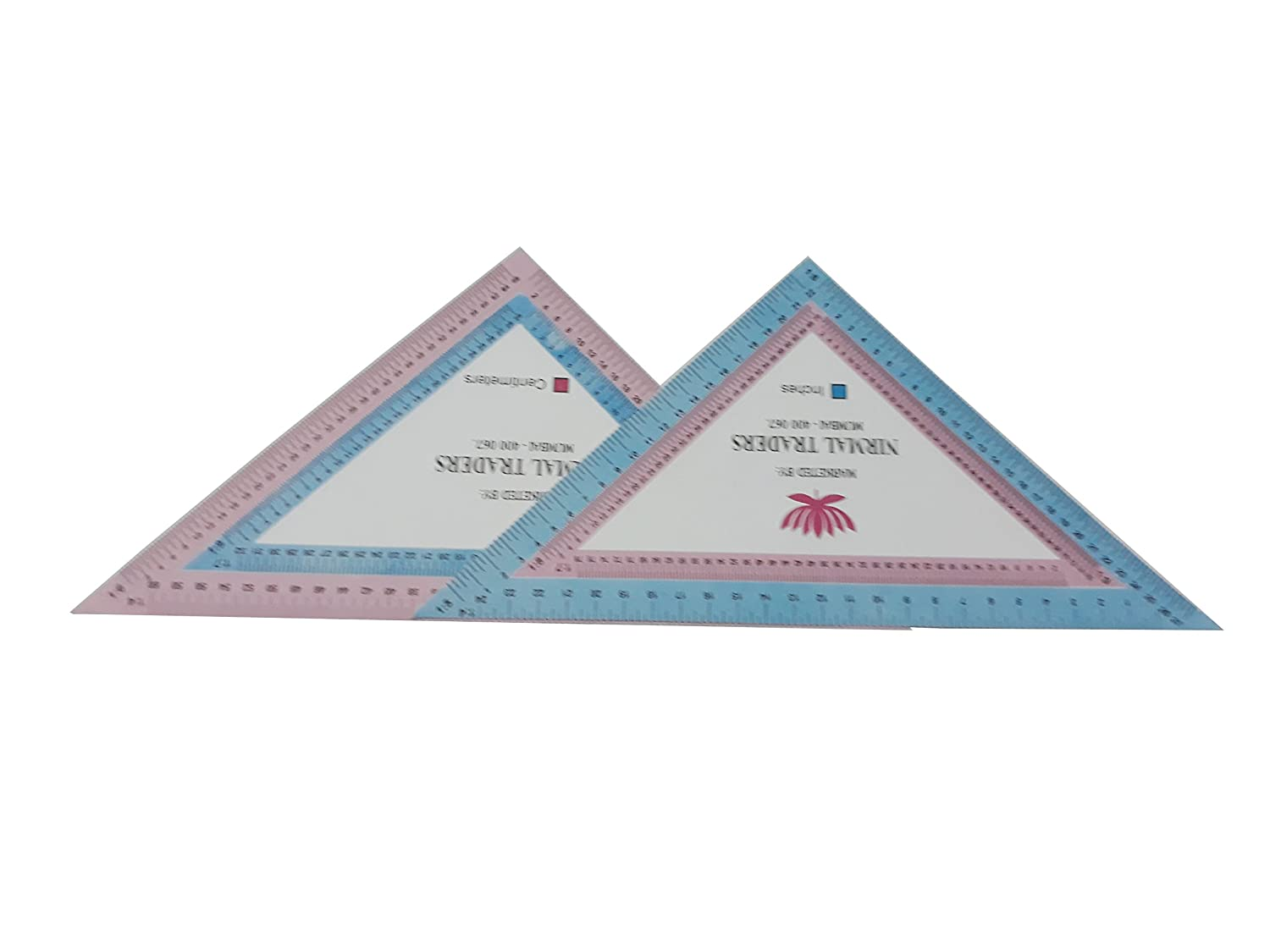 Premium Quality Paper Scales Paper Set Squares For Sewing Tailoring Fashion Designing Boutique Best For Drawing And Drafting Patterns Designing Garments Dresses Costumes Etc Both In Inches And Centimeters Amazon In Office Products