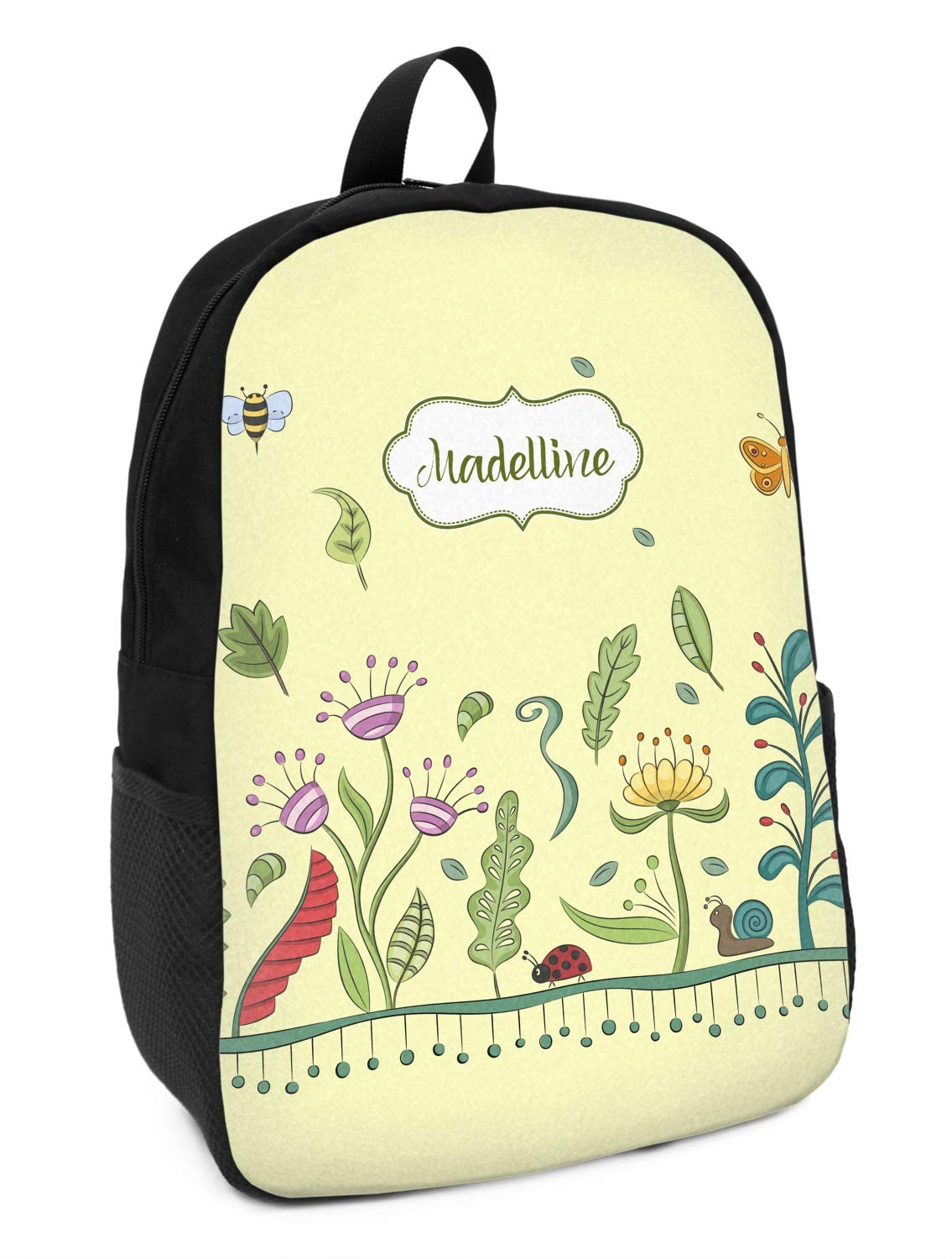 Personalized Nature Inspired Kids Backpack