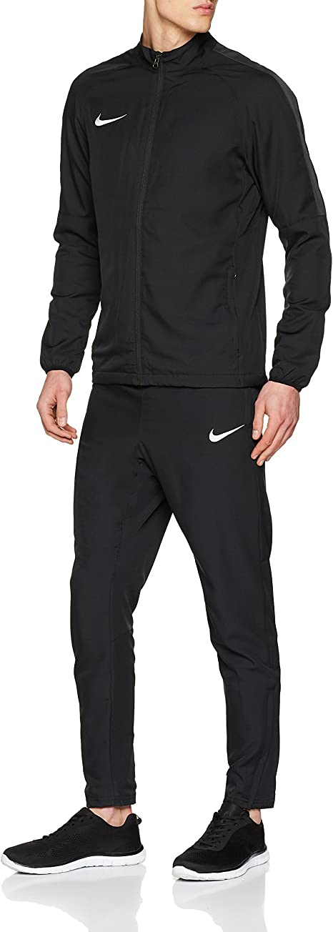 Nike Dry Academy 18 Trainingspak voor heren: Amazon.nl