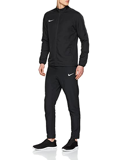 cff497616c7d NIKE Academy 18 Woven Tracksuit Men s at Amazon Men s Clothing store