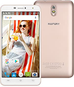 CUBOT HAFURY Umax - Smartphone Libre de 6.0