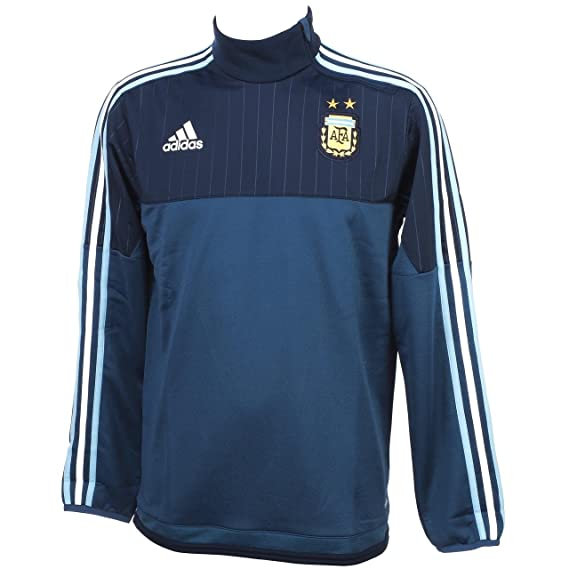 2015-2016 Argentina Adidas Training Top (Night Marine)