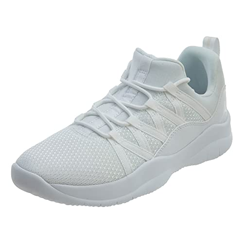 separation shoes 48a9c a2804 Nike Youth Jordan Deca Fly White Mesh Trainers 36.5 EU ...