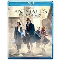 Animales Fantásticos y Dónde Encontrarlos [Portadas aleatorias] [Blu-ray]