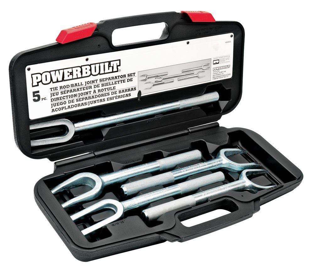 Alltrade 648630 Kit 56 Tie Rod and Ball Joint Separator Tool Set