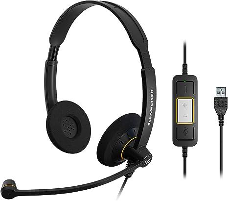 Sennheiser SC 60 USB CTRL Headset 504549