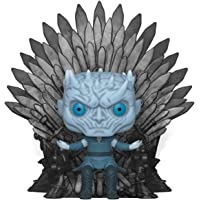 Funko Collectible Figure Pop! Deluxe, Game of Thrones, Night King Sitting on Throne