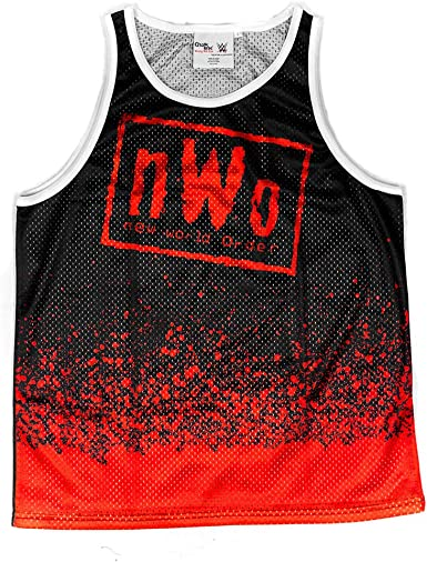 Red NWO Wolf Pack Wrestling Legends Shirt