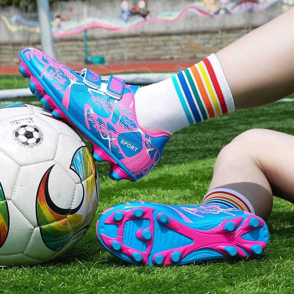 GUFANSI Fussballschuhe Kinder Halle Fu/ßballschuhe Jungen M/ädchen Fussball Schuhe f/ür Unisex-Kinder