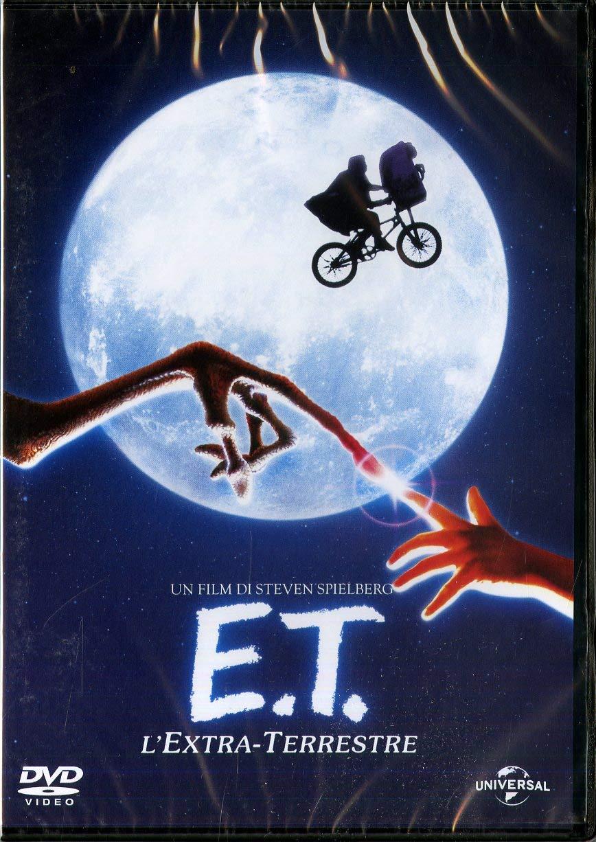 E.T. - LExtra-Terrestre [Italia] [DVD]: Amazon.es: Drew Barrymore ...