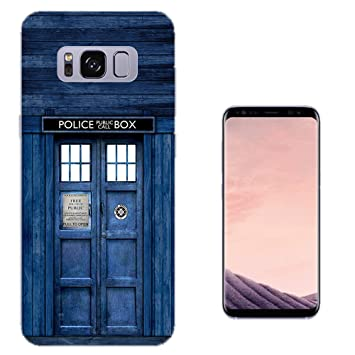 coque samsung s8 doctor who