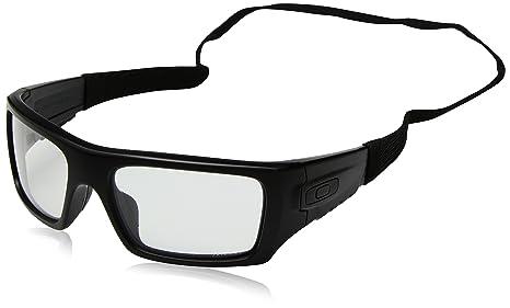 960e9540f30b2 Oakley Men s Det Cord Rectangular Sunglasses