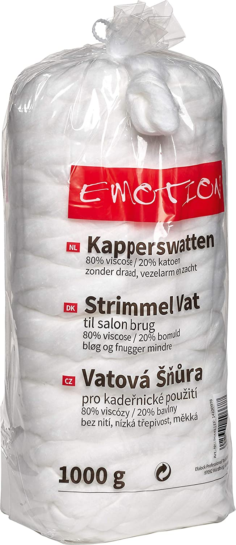 Efalock Coton M/èches Ouate 80/% Viscose 20/% Coton 1000g