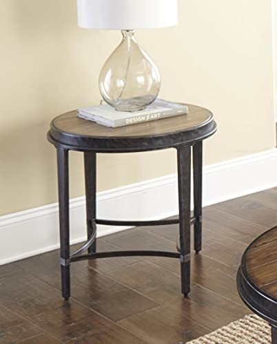 Steve Silver Round End Table