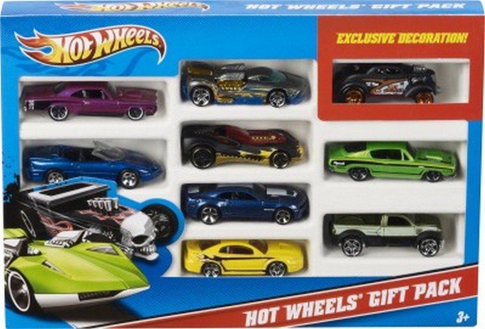 Hot Wheels 9-Car Gift Pack (Styles May Vary) 14