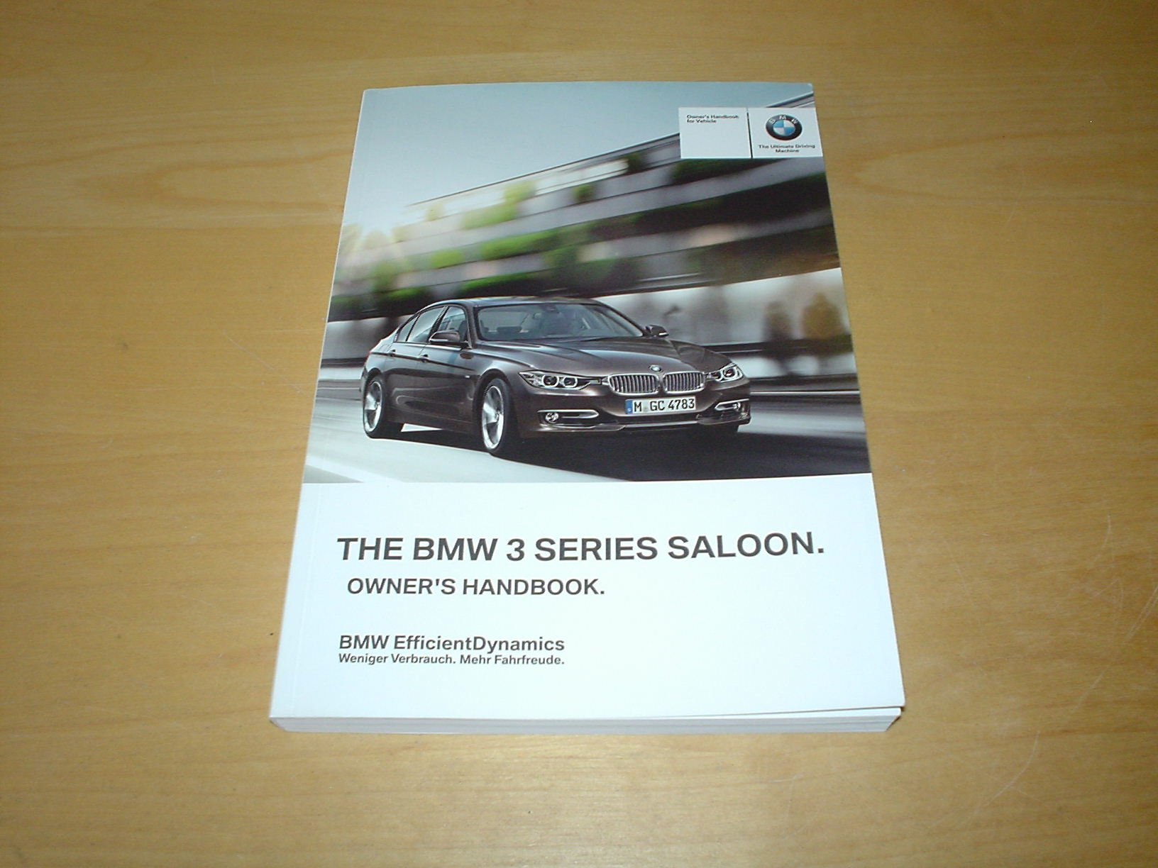bmw 3 series f30 owners handbook 2010 2013 saloon 316i 320i rh amazon co uk BMW Warning Lights bmw f30 owners manual pdf uk