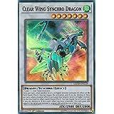 Clear Wing Synchro Dragon - LEDD-ENC29 - Ultra Rare - 1st Edition - Legendary Dragon Decks (1st Edition)