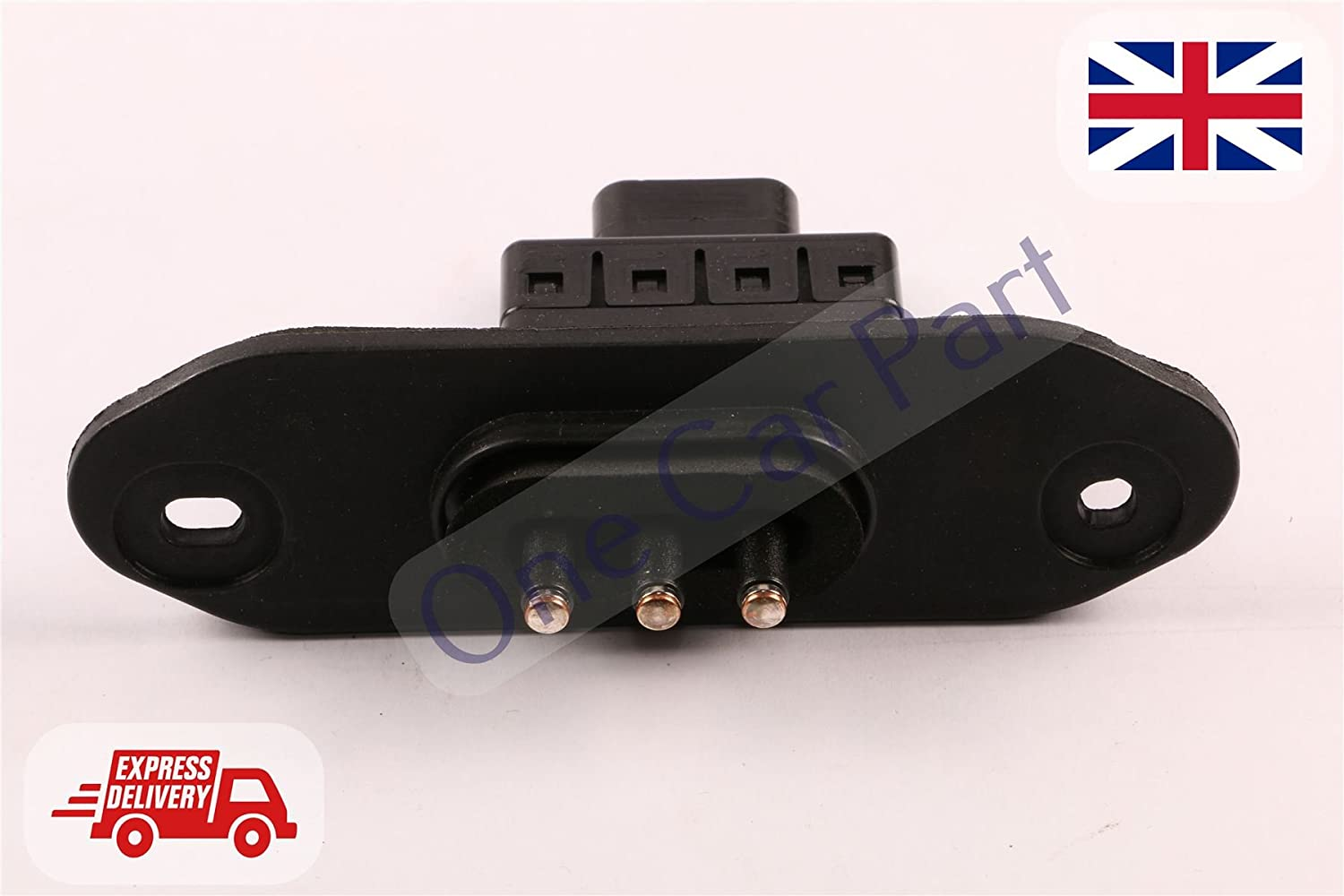 Outer Door Handle Drivers Side RH//OS TRA040