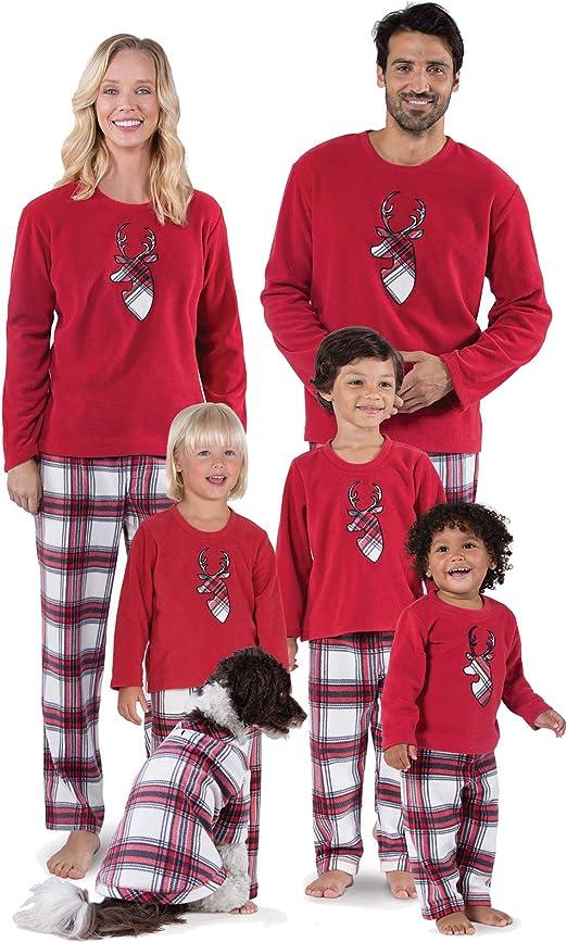 Pijamas familiares navidad
