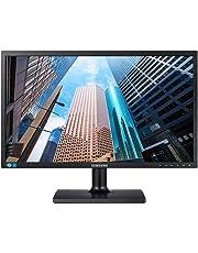 Samsung S22E200B Monitor per PC Desktop 22'' Full HD, 1920 x 1080, 5 ms, 60 Hz, DVI, D-Sub, Eye Saver Mode, Nero