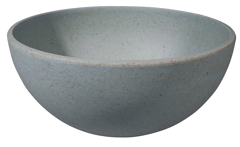Big Bowl, White Bowl (Alternative to Melamine Crockery) Zuperzozial Raw Earth Collection Geschenktrends