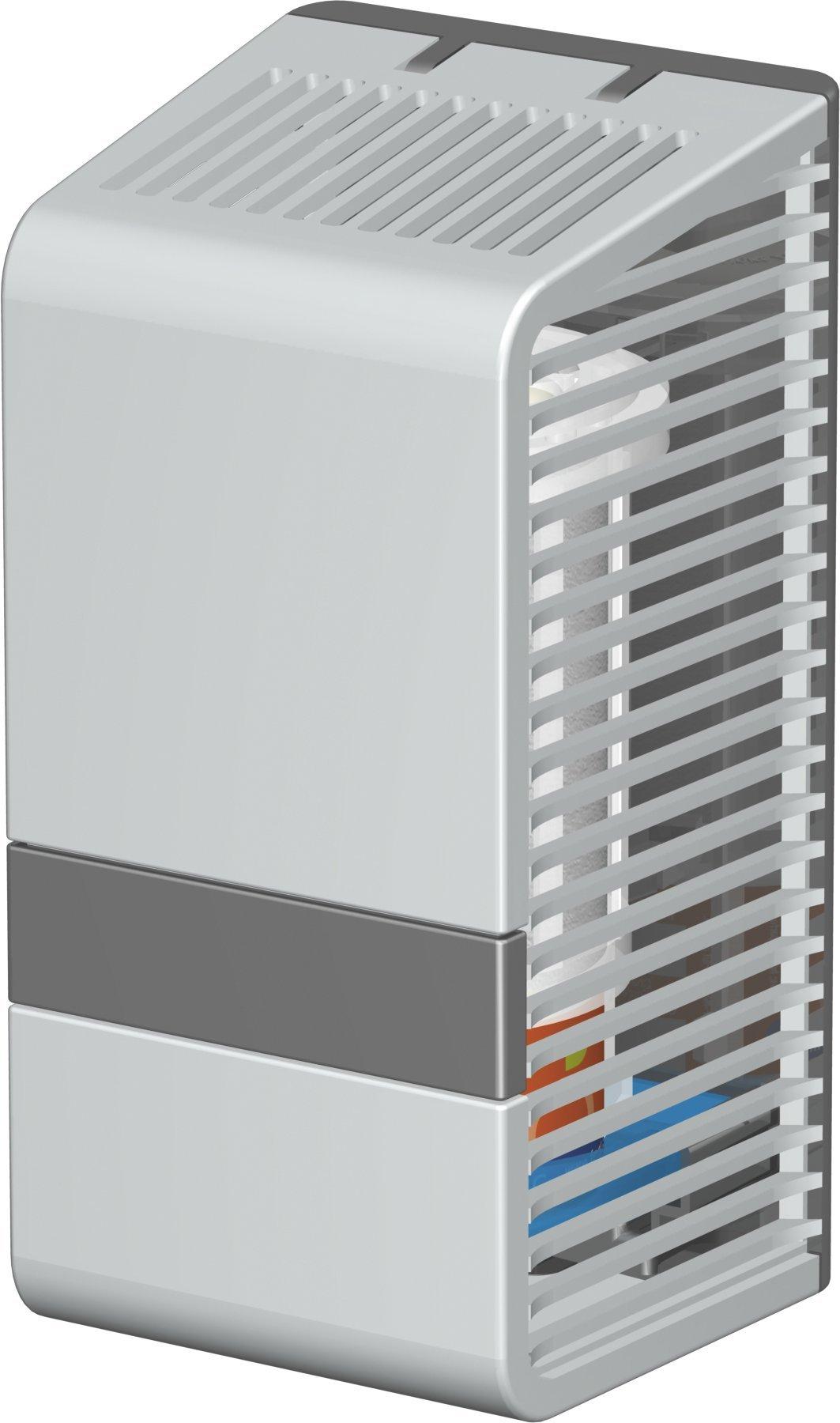 F-Matic F1-100W Mini Passive Air Dispenser, White (Case of 12)