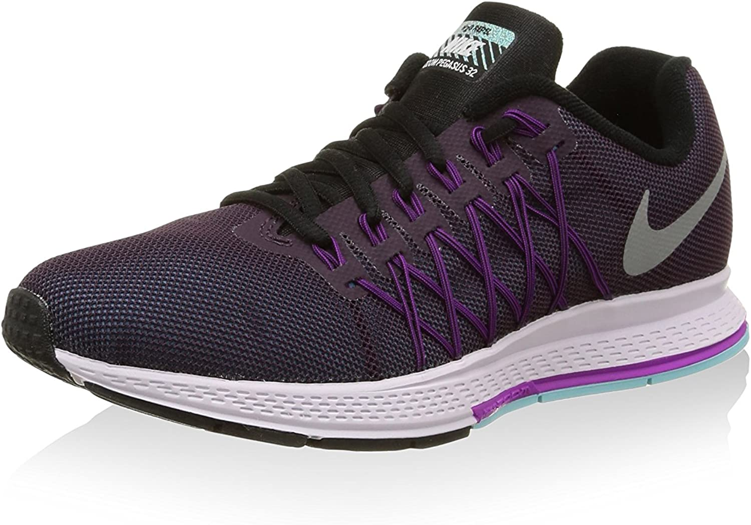 Sombra bar Recomendación  Nike Air Zoom Pegasus 32 Flash, Women's Sports Shoes: Amazon.co.uk: Shoes &  Bags