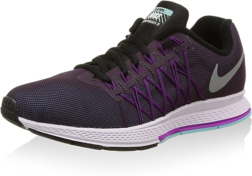 beneficioso R Intacto  Nike Air Zoom Pegasus 32 Flash, Women's Sports Shoes: Amazon.co.uk: Shoes &  Bags