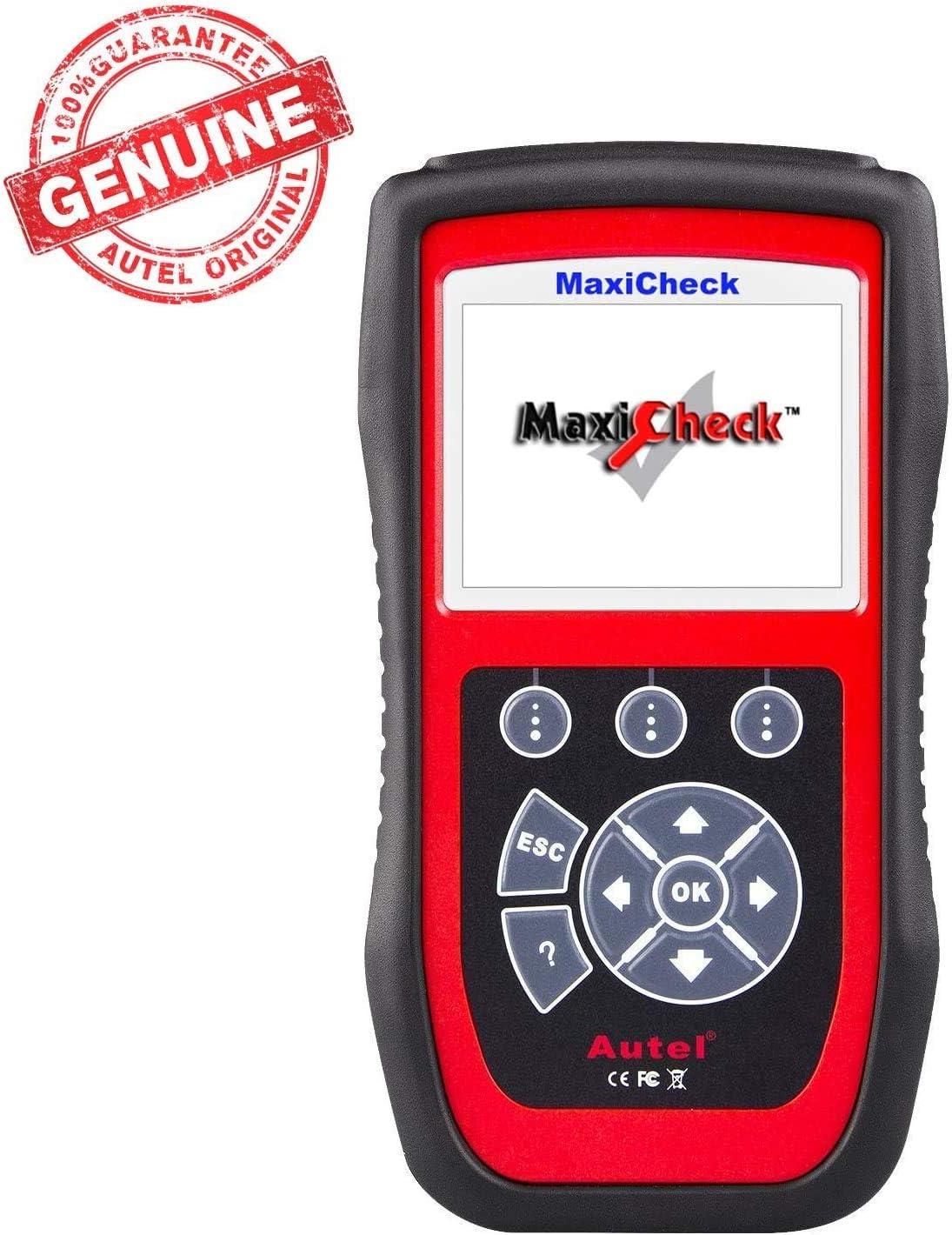 Autel MaxiCheck Pro ABS Purga De Freno Escáner OBD2 Herramienta de diagnóstico de Coche EPB/ABS/SRS/SAS/Airbag/Restablecimiento del Servicio de Aceite/BMS/DPF