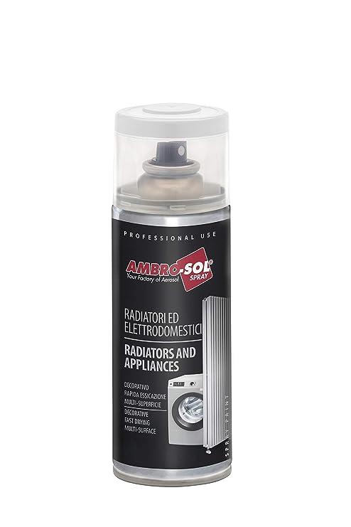 Ambro-Sol V400PAST.2 Pintura electrodomésticos, Blanco, 400 ml