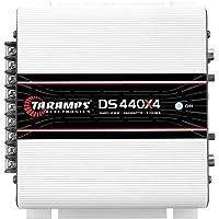 Módulo Taramps DS 440x4 2 ohms 440 W RMS 4 Canais Amplificador Som Automotivo