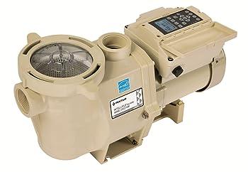 Pentair 011017 IntelliFlo VS+SVRS Variable Speed Pool Pump