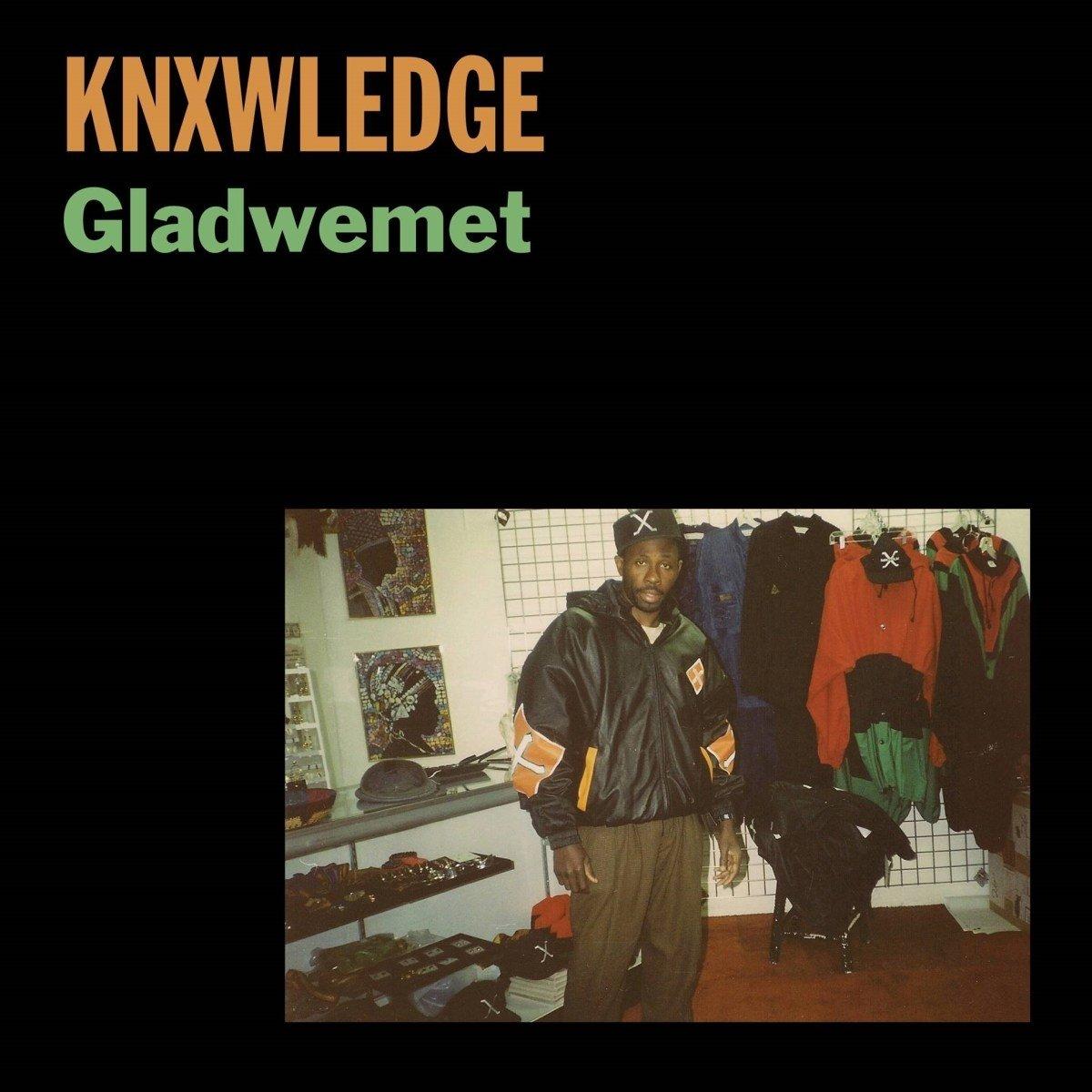 Vinilo : Knxwledge - Gladwemet (7 Inch Single)