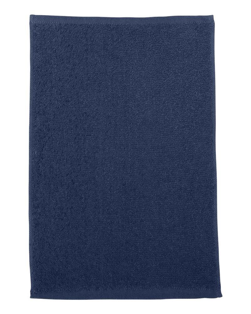 DollarItemDirect Budget Rally/Fingertip Towel, Navy, Case of 240