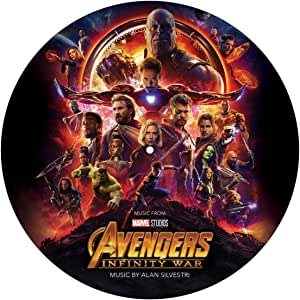 Avengers: Infinity War Ost (Picture Disc)
