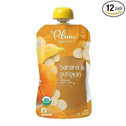 Segundas combinaciones para bebé de Plum Organics ...