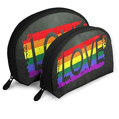 Amazon.com: Rainbow Gay - Bolsas de plástico para mujer ...