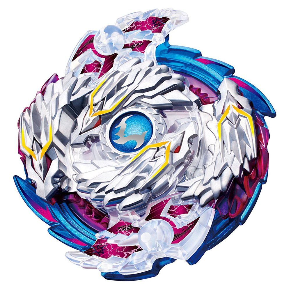 Beyblade burst starter B-97 Nightmare Longinus. Ds beyblades with Bey Left spin Launcher B078WLX8KL
