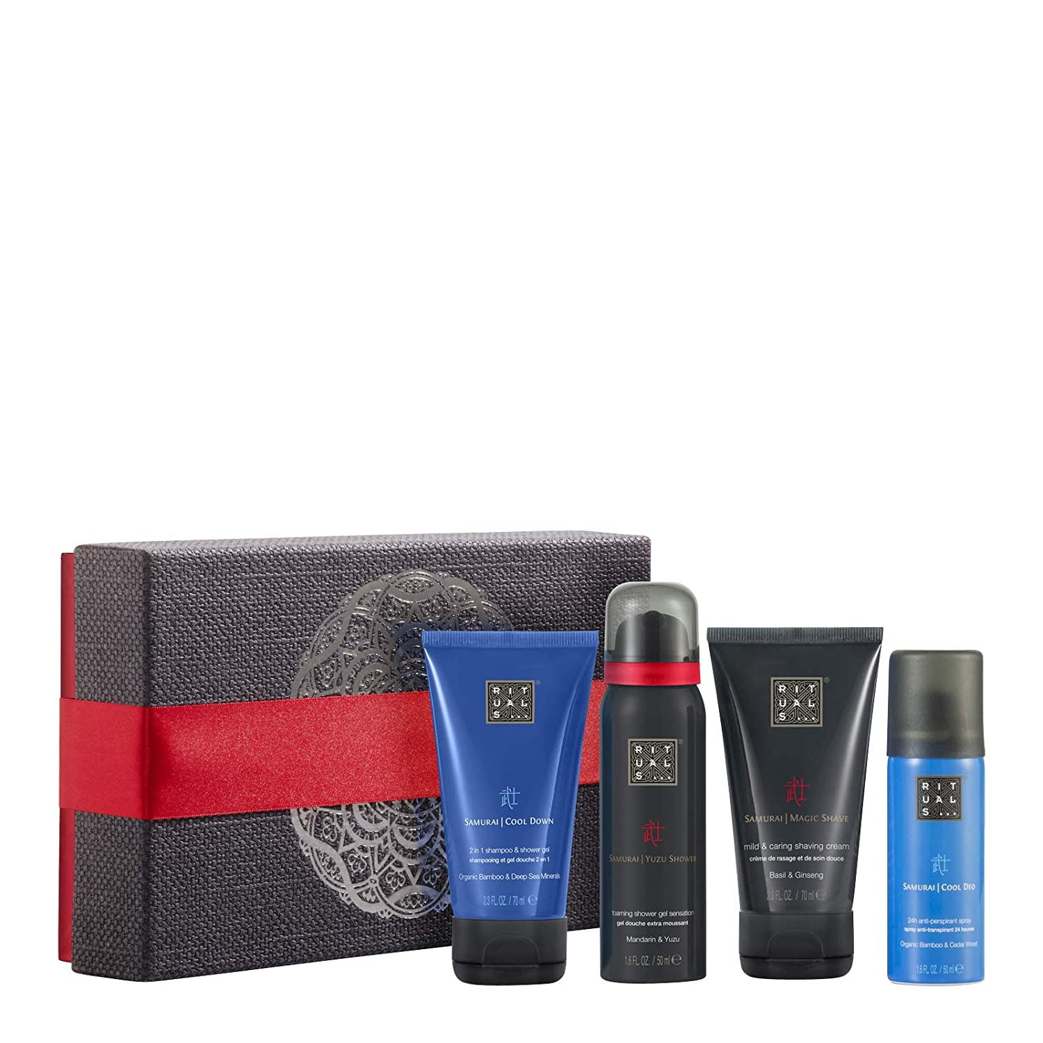 Rituals Samurai - Estuche refrescante Treat.: Amazon.es: Belleza