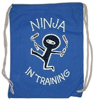 Urban Backwoods Ninja In Training Bolsa de Cuerdas con ...