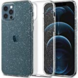 Spigen [Liquid Crystal Glitter] Designed for iPhone 12 / iPhone 12 Pro Case Cover 6.1 inch (2020) - Crystal Quartz