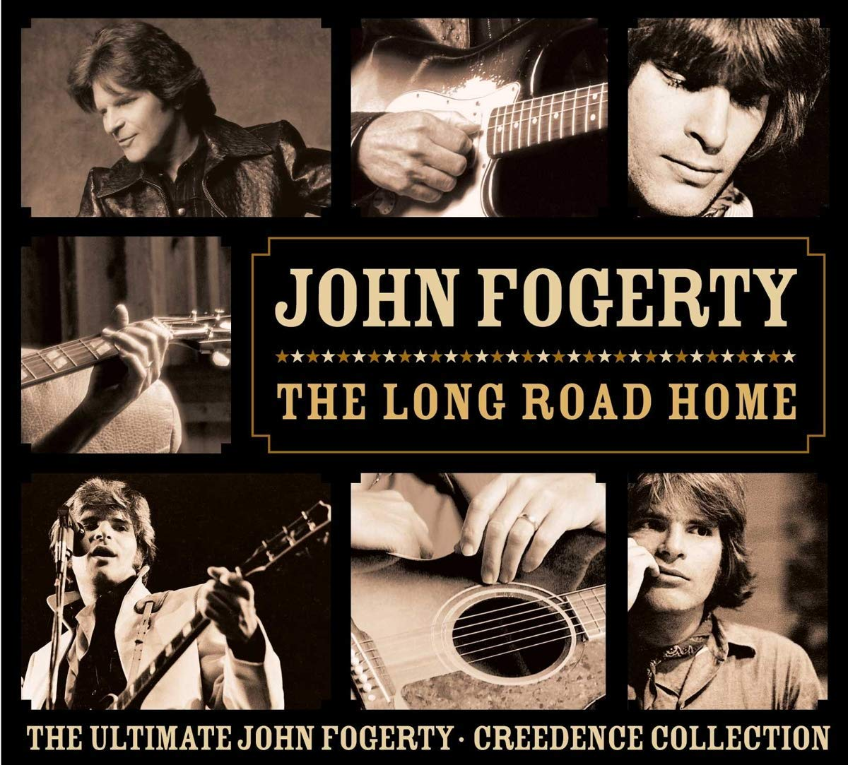 The Long Road Home: The Ultimate Fogerty / Creedence Collection (CD)