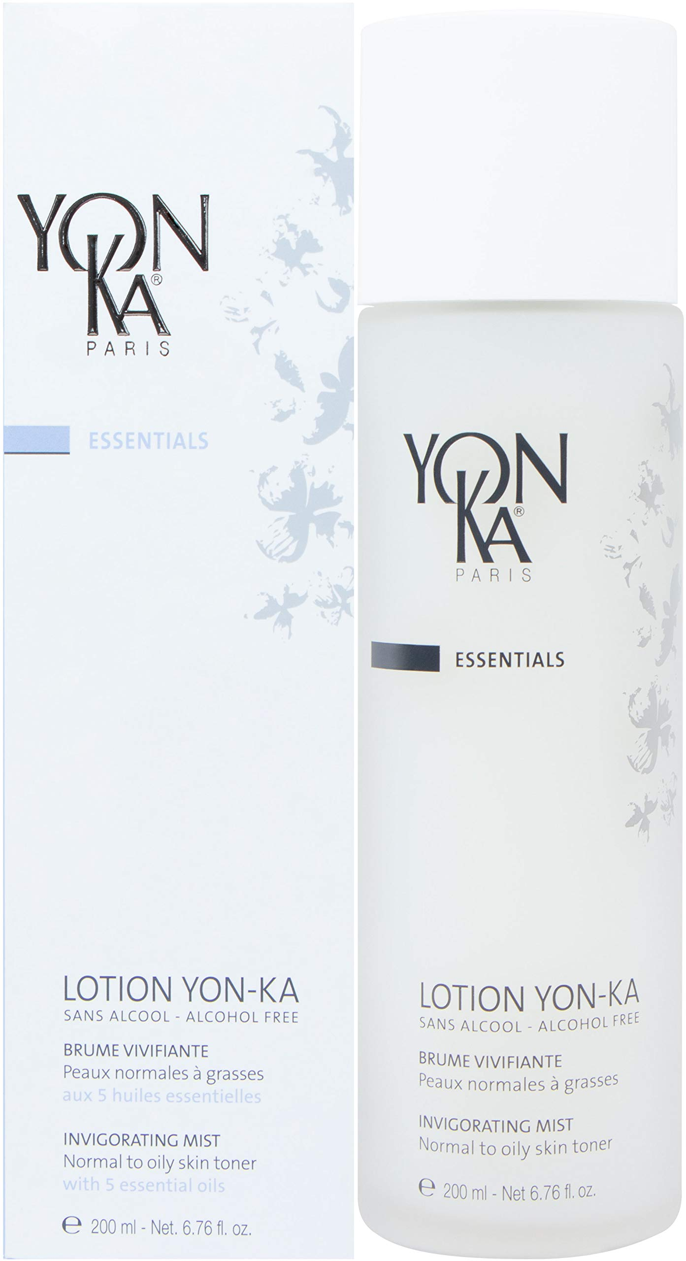 Yonka Facial Sprays And Mists To Normal And Oily Skin Toner, 6.76 Ounce by Yonka