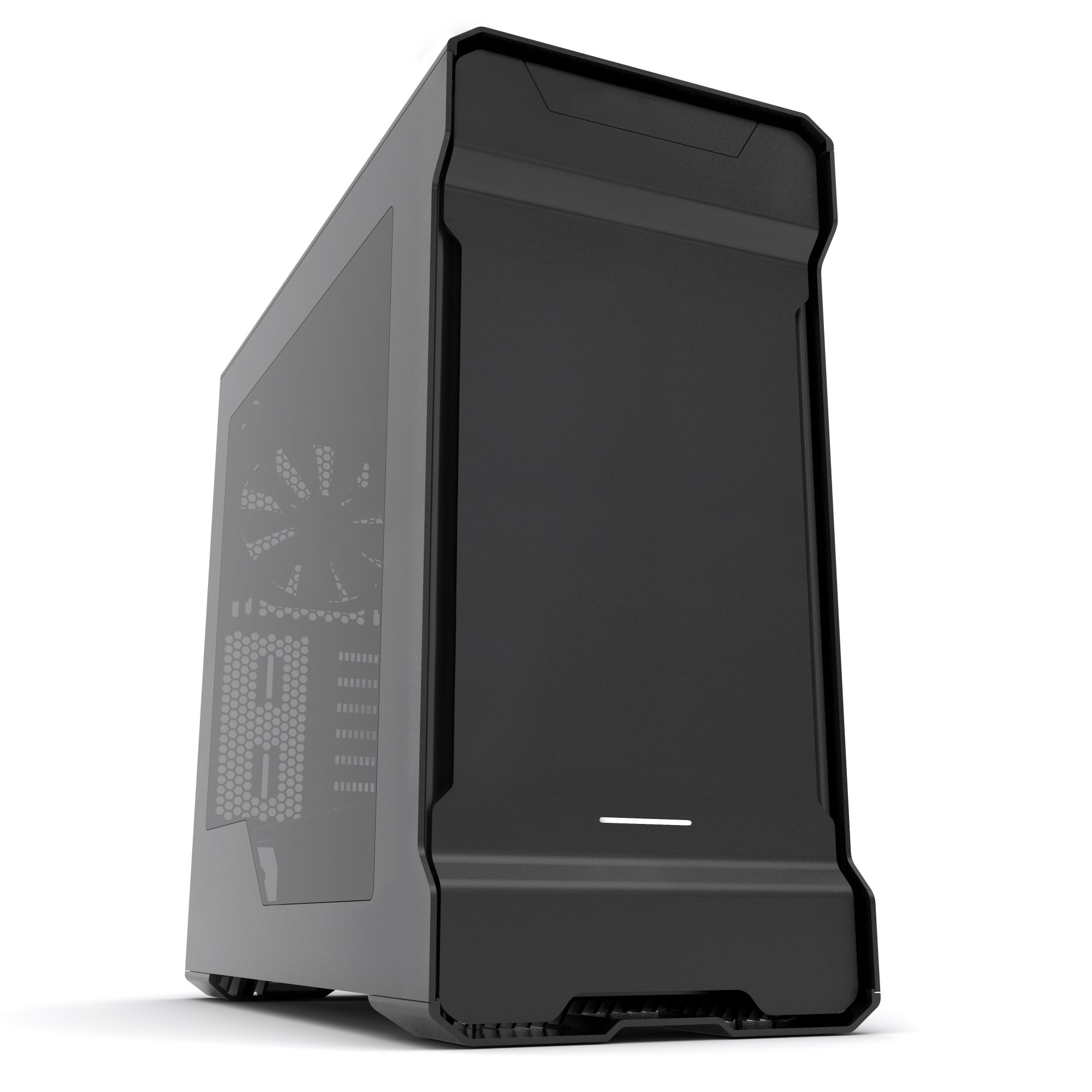 Phanteks Enthoo EVOLV ATX Mid Tower Chassis, Black Cases PH-ES515E_BK