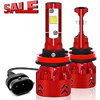 Ylife H11/H8/H9 LED Car Head Lamp Conversion Kit